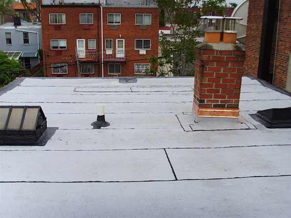 Installation of Energy Efficient Roofing